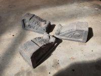 Ocean Rock- Classical Pot Feet